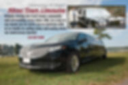 about town limo services MD