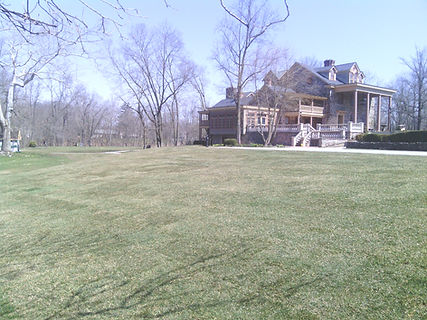 professional sod service - after