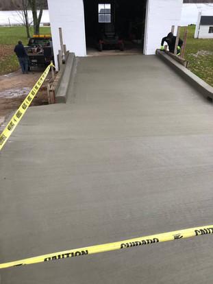 cement contractors muskegon