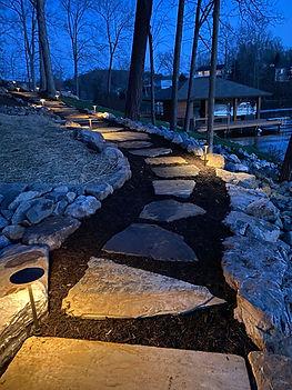 landscape design and build roanoke va
