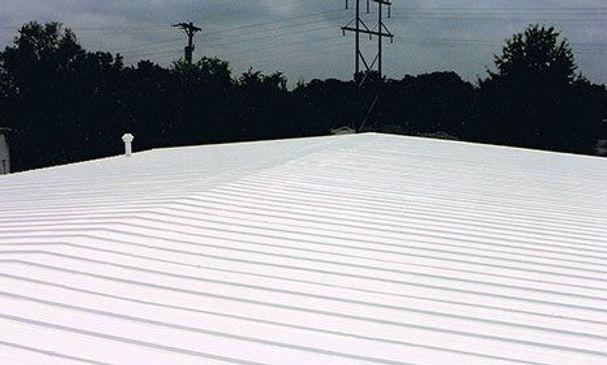 Glavanized Roof Coated South Dakota