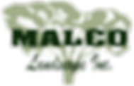Harrisburg Landscaping company logo - malco