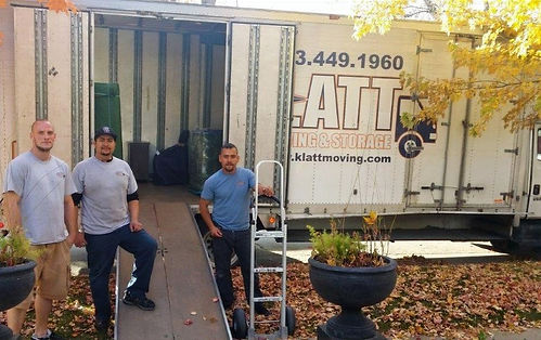 Moving Company Longmont CO