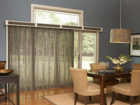 window shades and coverings