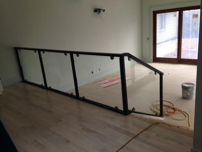 residential glass installation