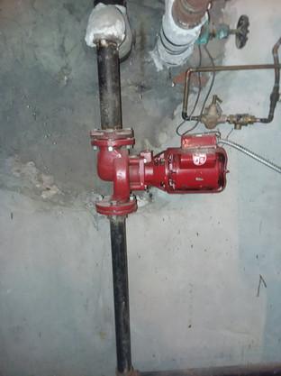 plumbing repair services easton