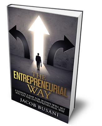 The Entrepreneurial Way book for entrepreneurs