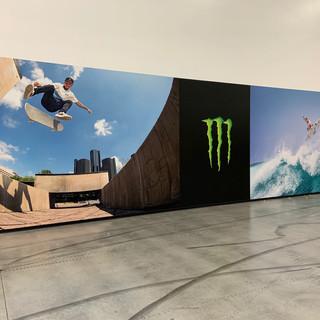 Vinyl Wall Wrap Installation