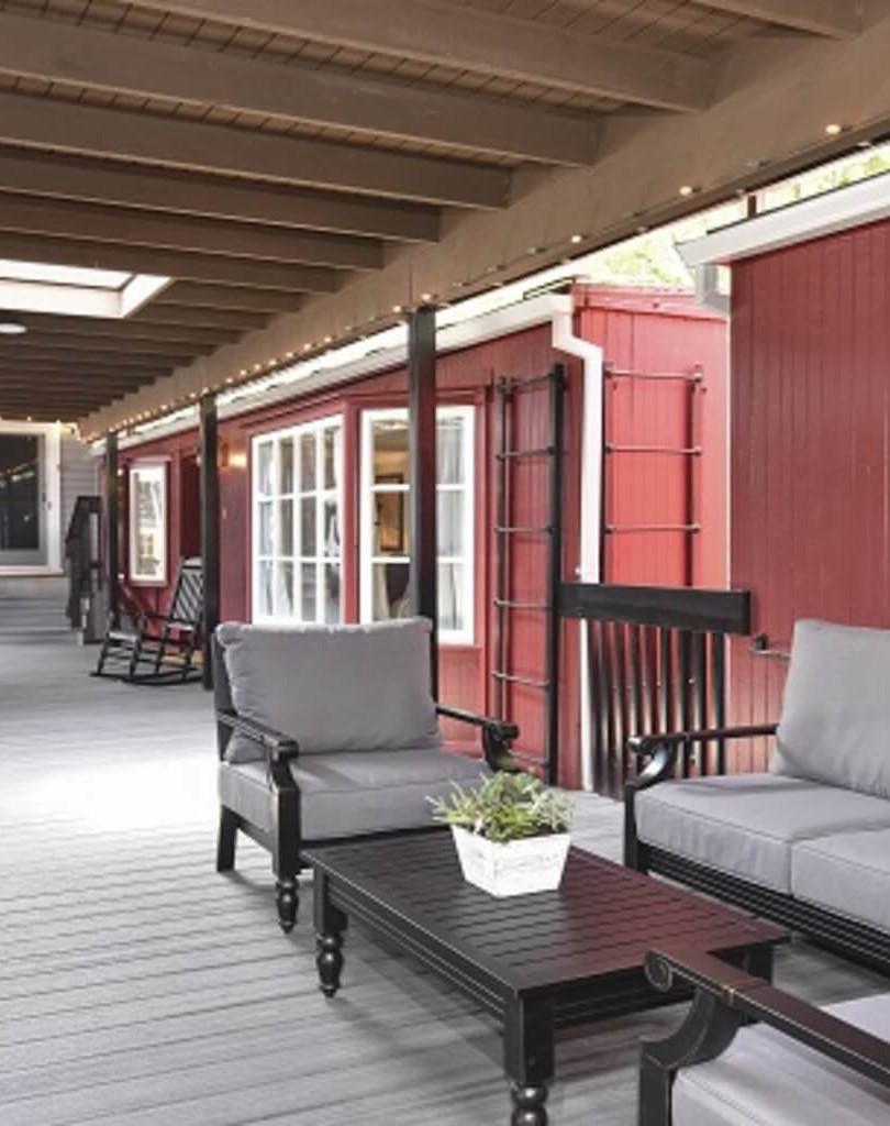 Napa Valley Railway Inn