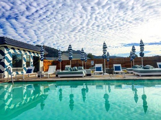 Calistoga Motor Lodge & Spa