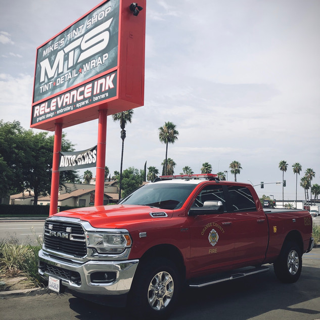 Complete Vehicle Tint & Windshield