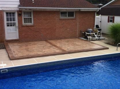 patio resurfacing allentown