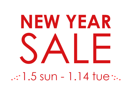 NEW YEAR SALE 2020!