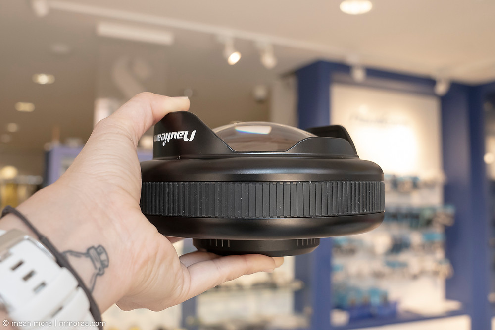 WWL-C สำหรับกล้องคอมแพค