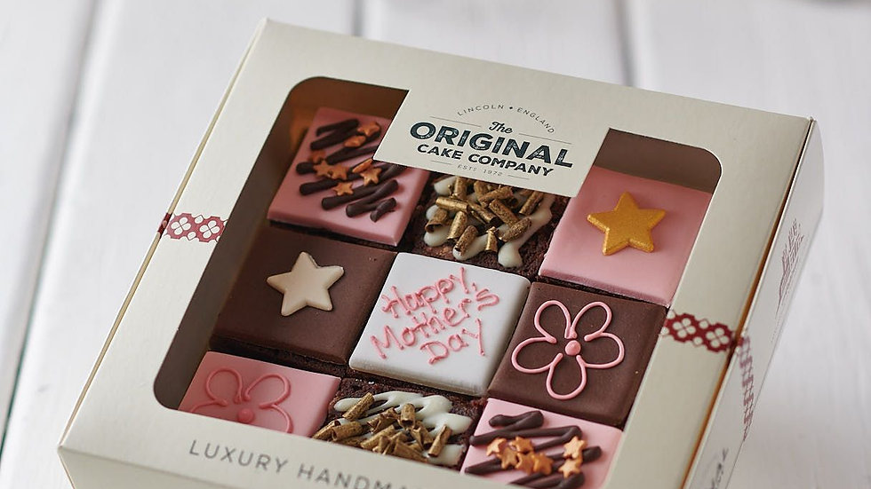 Mother's Day Luxury Chocolate Selection