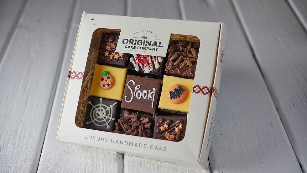 Luxury Spooky Halloween Cake Selection (pre-order)