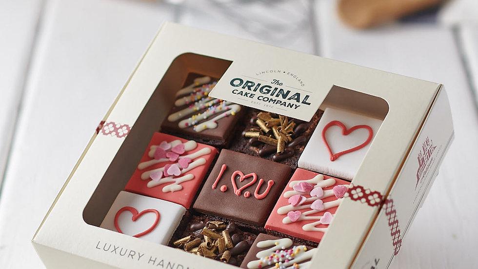 Valentines Luxury Chocolate Selection