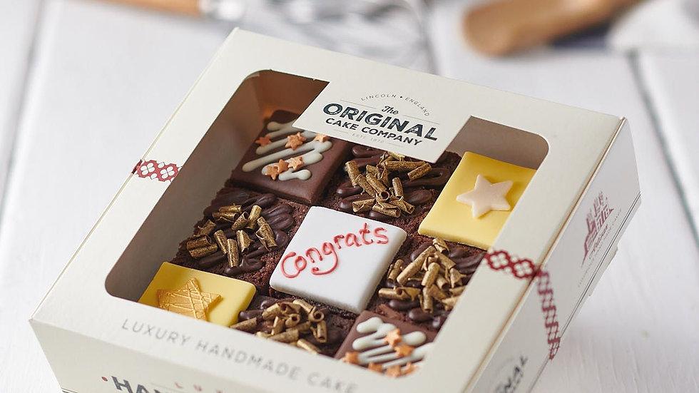 Congratulations Luxury Chocolate Selection