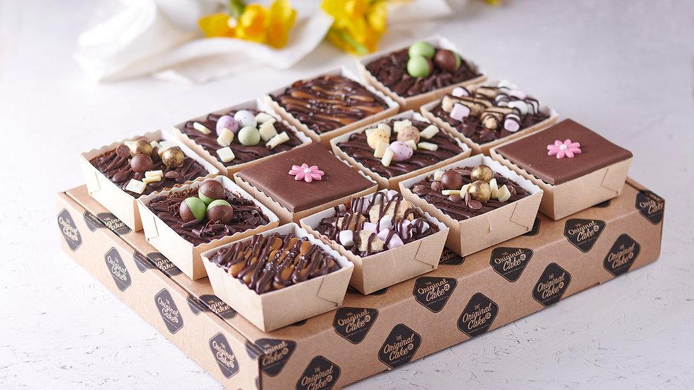 Chocolate Truffle Cake Selection