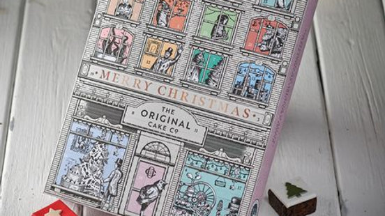 Original Cake Advent Calendar (pre-order)