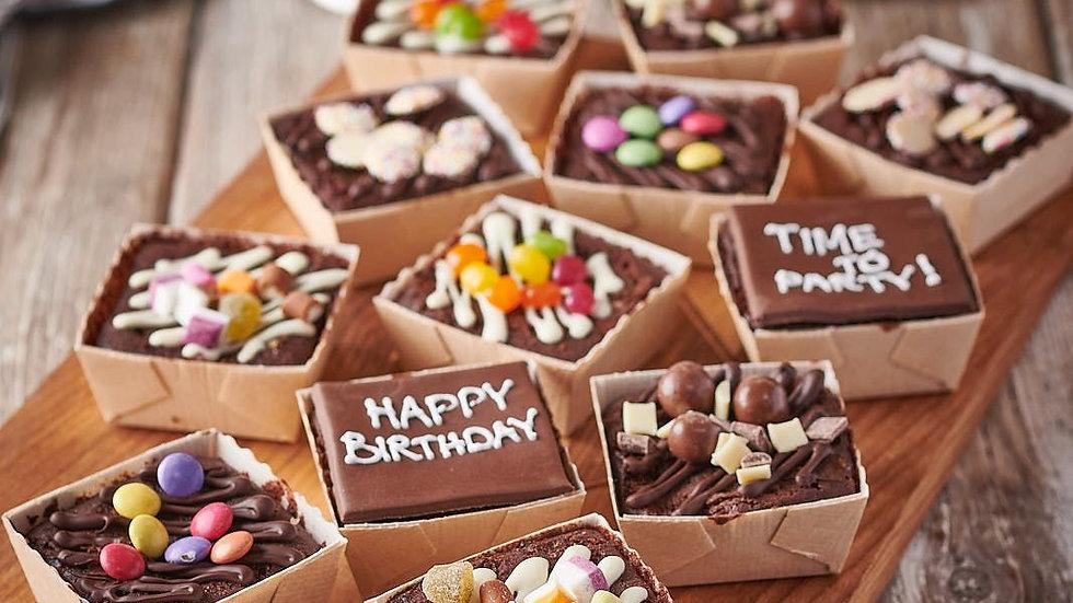 Sweetie Sensation Happy Birthday Cakes