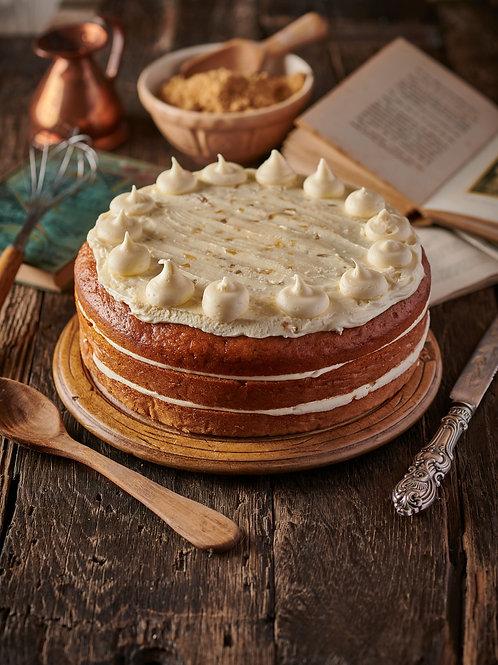 Honey and Ginger Cake