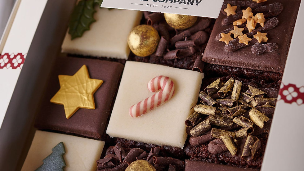 Luxury Festive Chocolate Selection (pre-order)