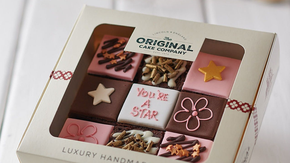 You're A Star Luxury Chocolate Selection