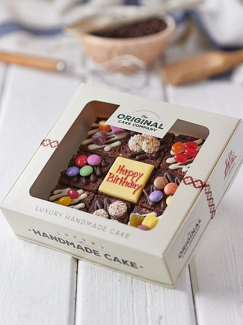 Luxury Sweetie Sensation Happy Birthday Cakes