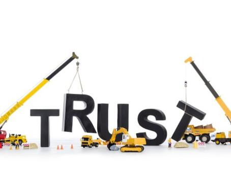 8 Keys to Building Trust