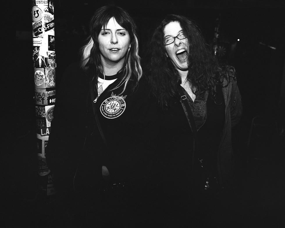 Jasmine and Lisa