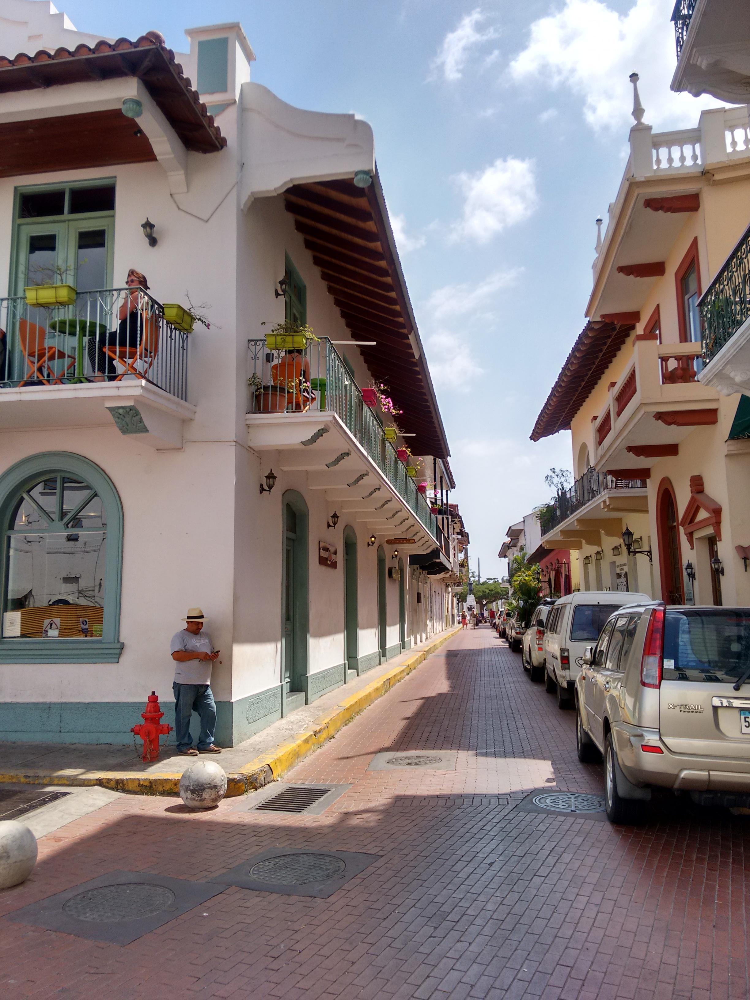 Ein Tag in Panama