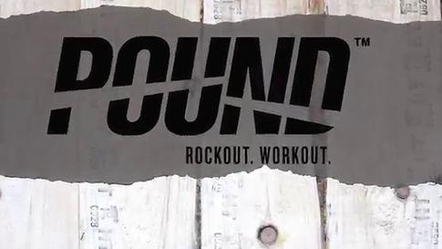 POUND Rockout Workout Fitness