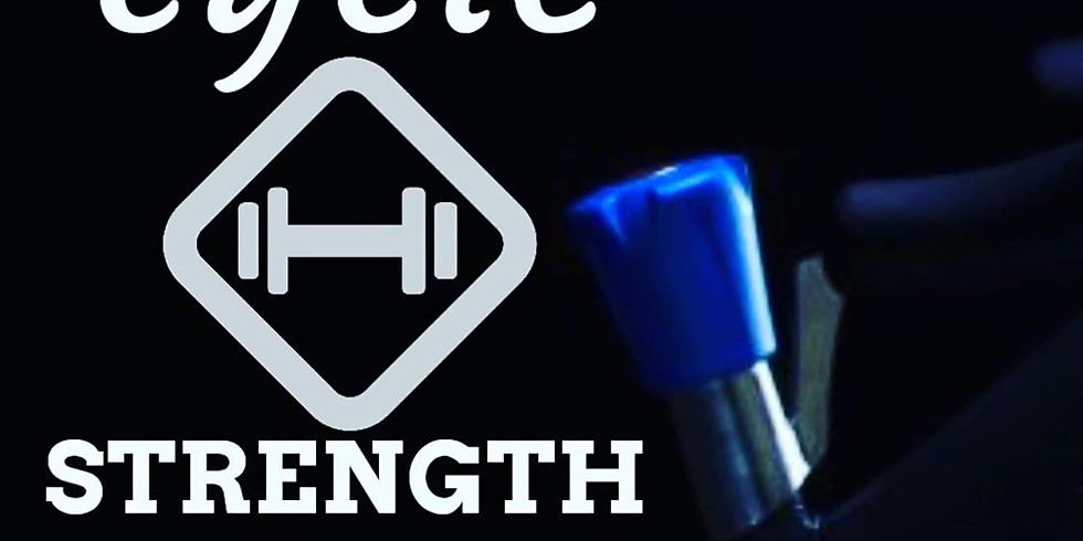 Cycle & Strength 6:30 PM