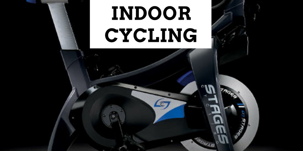Indoor Cycling 4:30 PM