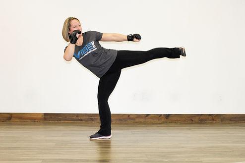 Stephanie Allison Kickboxing