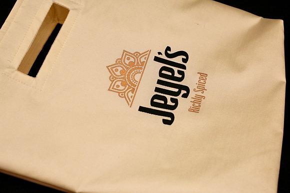 Jeyel's Raw Silk Bag