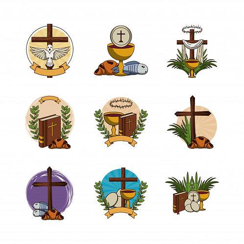 Một số biểu tượng Công Giáo
