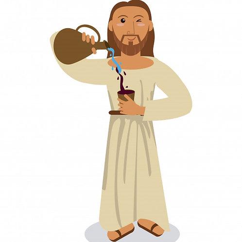 Chúa rót rượu