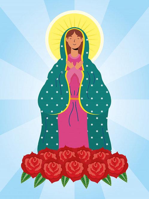 Mẹ Lên Trời