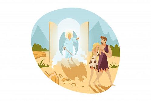 Adam bị đuổi khỏi vườn địa đàng