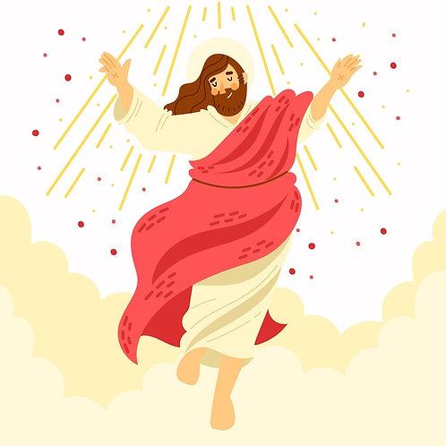 Chúa Lên Trời