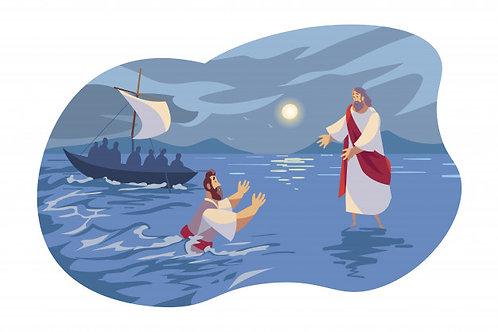 Chúađi trên nước