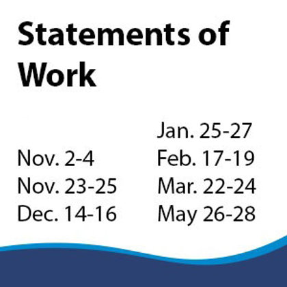 Writing Statements of Work