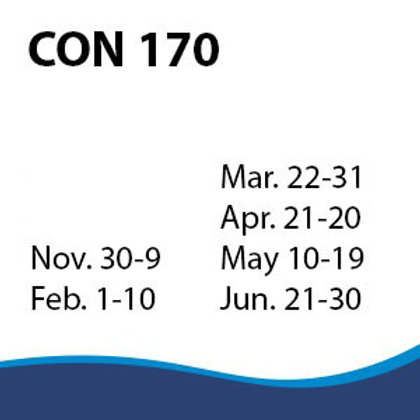CON 170: Fundamentals of Cost and Price Analysis