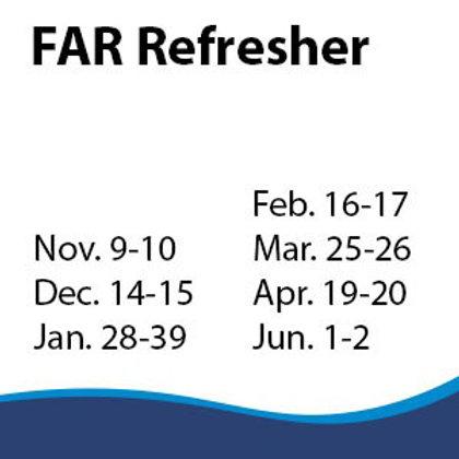 FAR Refresher