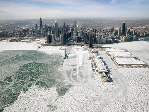 Emissions from coal and oil mines, glaciers melt in winter, and unusual blasts from the polar vortex