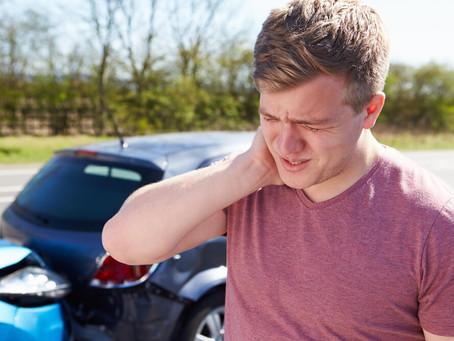 L'apport de l'ostéopathie suite à un accident de la route.