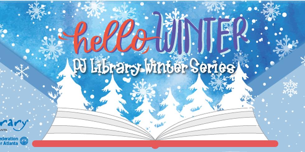PJ Library Celebrates Winter