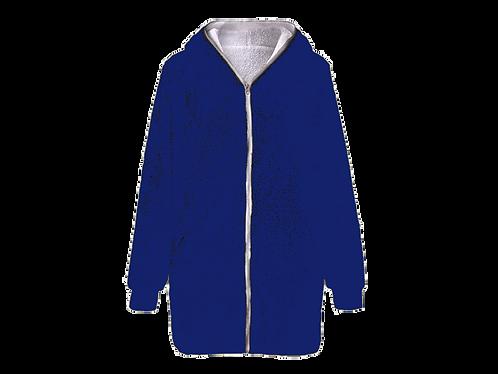 Navy Fleece - Size X-Large